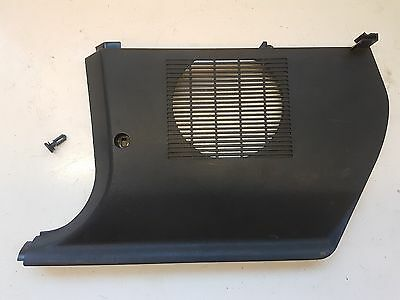 BMW E36 M3 3.2 EVO SPEAKER GRILLE COVER PASSENGER CONVERTIBLE COUPE DRIFT TRACK for sale  Shipping to Ireland