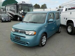 2009 Nissan Cube 1.8 Automatic