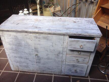 Beautiful rustic cabinet - MUST GO