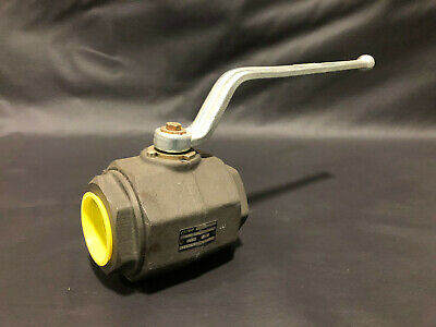 Flutec High Pressure 2-way Ball Valve Forged Housing 2 Npt 6000 Khm-50npt-1114