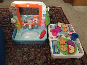 Fisher price picnic and mirror Adelaide CBD Adelaide City Preview