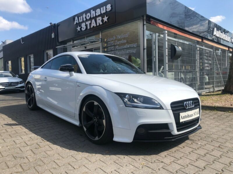 Audi TT 1.8 TFSI S-LINE COMPETITION / 19ZOLL - PDC