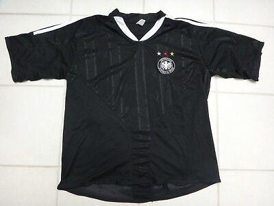 Vintage Germany Deutscher Fussball-Bund 2003-05 Jersey~Size Men's L~VGC image