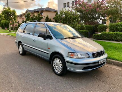 1997 Honda Odyssey 4 Speed Automatic Wagon 4months Rego Liverpool Liverpool Area Preview