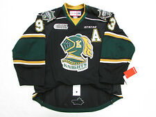 MITCH MARNER LONDON KNIGHTS OHL AUTHENTIC THIRD CCM EDGE 2.0 7287 HOCKEY JERSEY