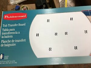 Bathtub transfer board