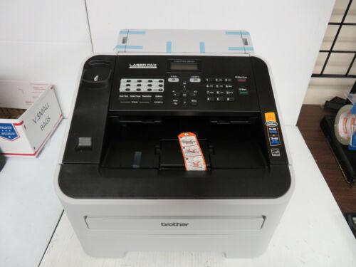 Brother FAX 2840 IntelliFax-2840 FAX2840 High-Speed Laser FAX Machine