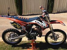 2015 KTM 85 BW Alberton Port Adelaide Area Preview