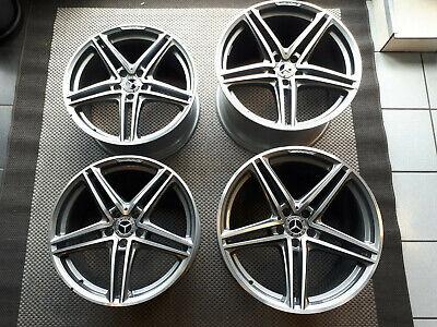 19 & 20 Zoll original Mercedes-Benz AMG GT C190 A1904011900 Felgensatz neuwertig