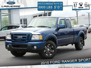 2010 Ford Ranger SPORT**CRUISE A/C**