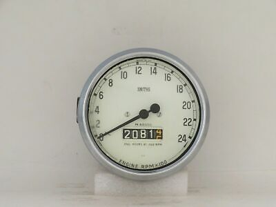 Rpm Gauge Tachometer Fits Ford Major Tractors Consolidated Pneumatic Tool Comp