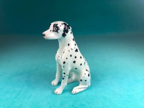 """EDWARD MARSHALL BOEHM 1950s DALMATIAN DOG FIGURINE """"MIKE"""", LIMITED TO 400 PIECES"""