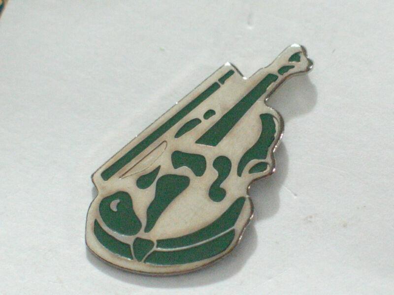 Heineken Violin Vintage Beer Pin **