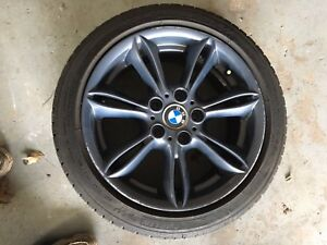 "17"" bmw rims and tires"