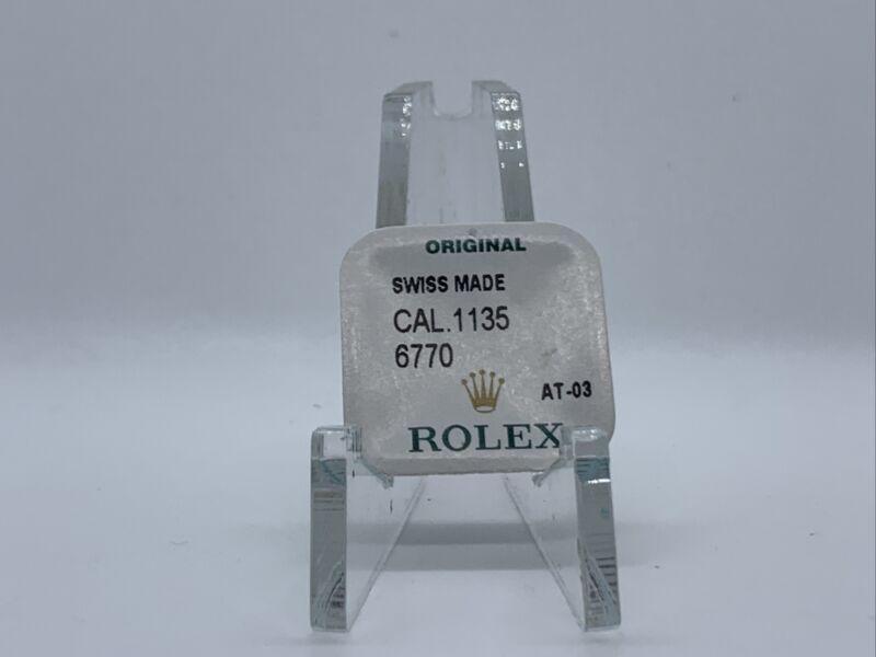 Rolex Cal. 1135 Part No. 6770 Genuine Calender Wheel Advancer NOS Unopened