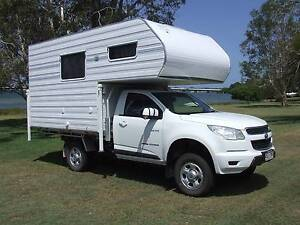 Ultimate Free Camper Slideon Sandstone Point Caboolture Area Preview