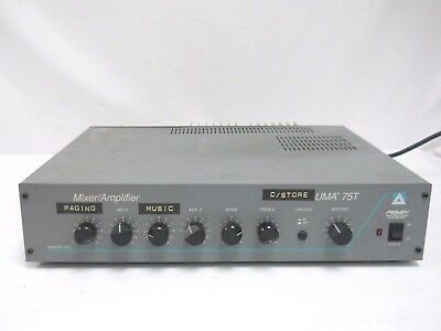Peavey UMA 75T Mixer / Amplifier