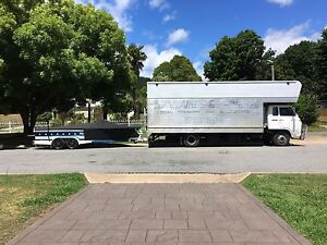 Removal Storage Pantech Truck Wannanup Mandurah Area Preview