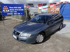 2006 Holden Commodore Wagon Lalor Whittlesea Area Preview