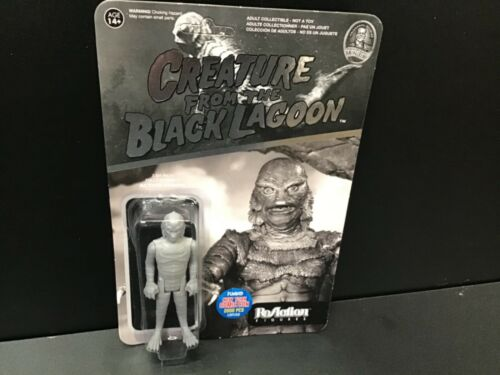 Creature from the Black Lagoon Reaction Black and White NYCC 2000 Silver Screen