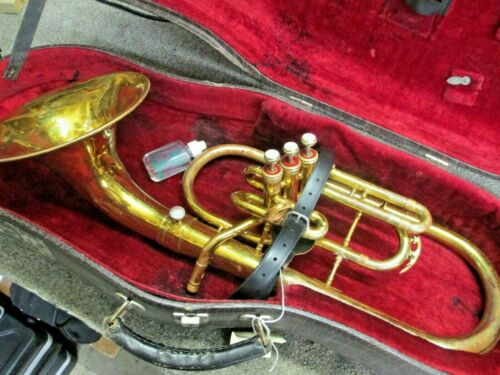 Nice King F Altonium Outfit, Mouthpiece, Case Accessories, Ready to Play!