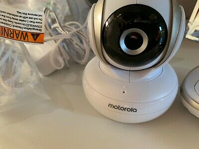 Motorola MBP30A Digital Video Baby Monitor
