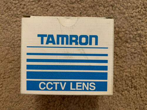 Tamron CCTV Lens 13VG2812AS-SQ Aspherical 1/3 2.8-12mm F/1.4 CS-Mount DC iris