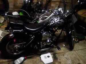 Chopper moterbike Maddington Gosnells Area Preview