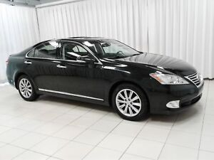 2011 Lexus ES 350 LUXURY SEDAN