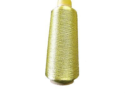 OLDE FLY SHOP ROD BUILDING METALLIC THREAD 2000YDS SIZE A  GOLD YC116