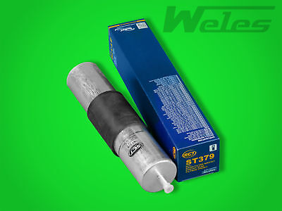 ST379 Kraftstofffilter Benzinfilter BMW E34 E39 520 523 528 530 535 540 E38 Z3