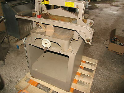 Challenge Machinery 19 Manual Hand Paper Cutter Press Shear