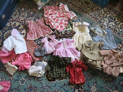 Vintage Dolls Clothes 1950s to 1960s mixed inc Pedigree etc