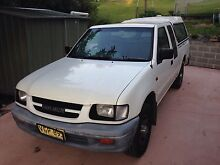 Holden Rodeo Space Can Auto - 1998 Lisarow Gosford Area Preview