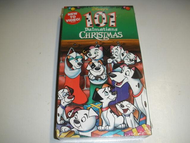 101 Dalmatians Christmas (VHS, 1998) | eBay