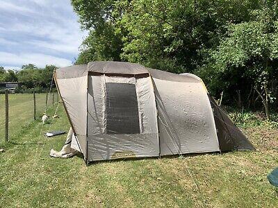 Quechua T6.2 6 Man Tent 450cm By 390cm