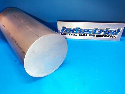 5dia X 4-long 6061 T6511 Aluminum Round Bar--5 Diameter 6061 Rod