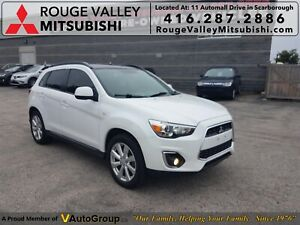 2014 Mitsubishi RVR GT AWD REARCAM CRUISE NAVI M-ROOF NO ACCIDEN