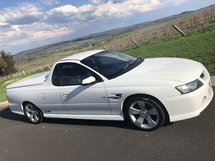 VZ ssz ute low kms Vale View Toowoomba Surrounds Preview