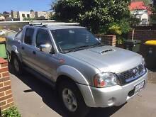2011 Nissan Navara D22 ST-R Utility Dual Cab 4dr Man 5sp 4x4 Coburg Moreland Area Preview