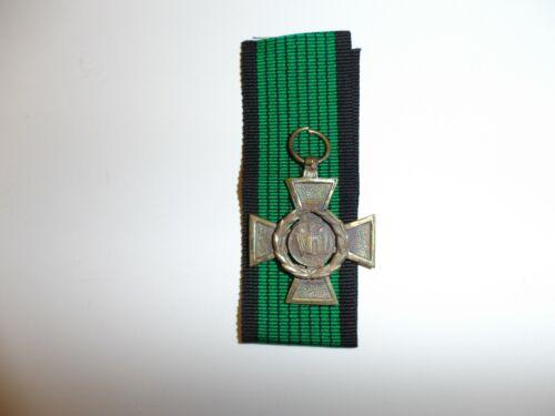 b8063  WW 2 French Vichy Croix de Guerre Legionnaire  medal German Allies R18F