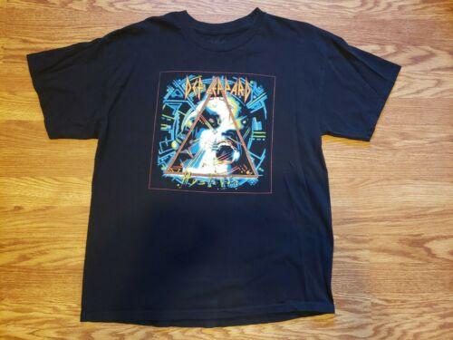 Vintage Def Leppard Band T-Shirt, Size XL