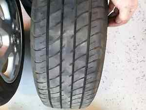 Holden astra alloy rims and tyres for sale. Craigieburn Hume Area Preview