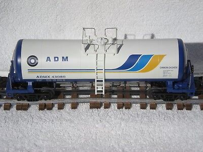 Mth Railking Archer Daniel Midland  Adm  Modern Tank Car  New