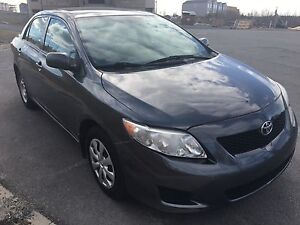 2010 Auto Corolla, 2Y MVI, AC, Cruise: Excellent Condition