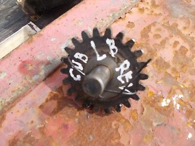 International Cub Low Boy Tractor Ih Ihc Transmission Reverse Reverser Gear