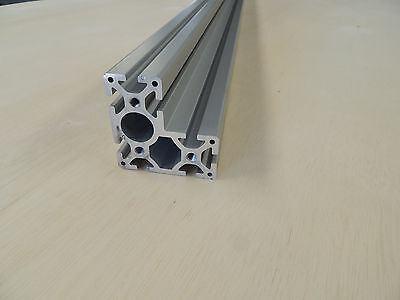 8020 Extruded Aluminum L-shaped Profile 40mm X 80mm X 40mm X 2100mm 82.68long