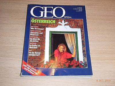 GEO Special Österreich Nr. 2/1991