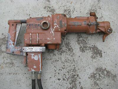 Racine Hydraulic Pick Jack Hammer 30 Hand-held Breaker 1 Hex Hd212 Heavy Duty
