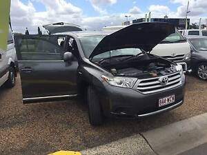 Toyota Kluger 2012 KX-R 5Seater Rent to Own for $199 per week Mount Druitt Blacktown Area Preview